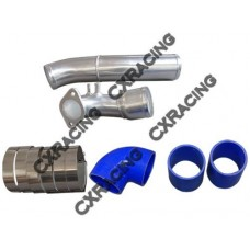 Cold Air Intake Pipe Kit For RX7 RX-7 FD Stock Twin Turbo 92-02