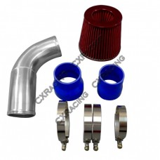 "3"" Turbo Air Intake Kit For 1JZ-GTE VVTI 91-01 Lexus SC300 Chassis"