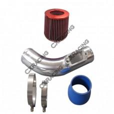"3"" Intake Kit For 2JZGTE 2JZ 2JZ-GTE Motor Single Turbo S13 S14 Swap 98-05 IS300"