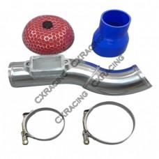 Air Intake Pipe Filter Kit For Lexus SC300 2JZ-GTE Single Turbo 2JZGTE