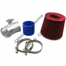 Air Intake Flange Pipe For 92-98 BMW E36 325i 328i + Filter