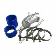 """Air intake Throttle body pipe For BMW E30 Turbo 2.75"""""""
