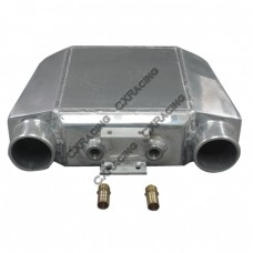 "Liquid Water to Air Intercooler 18""x13""x4.5"", 4.5"" Core: 10""x9""x4.5"", 3"" Air Inlet & Outlet"