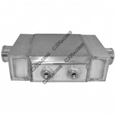 """Liquid Water to Air Intercooler 20""""x10""""x4.5"""", 4.5"""" Core: 10""""x9.5""""x4.5"""", 3"""" Air Inlet & Outlet"""
