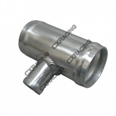 "1.5"" OD Aluminum Joiner Vacuum Pipe 4"" Length Radiator"