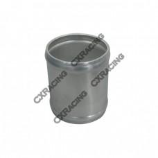 """2.5"""" OD Aluminum Joiner Pipe for Intecooler Turbo 3"""" Long"""