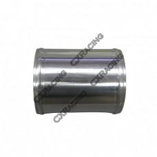 "4"" OD Universal Aluminum Joiner Pipe for Intecooler Turbo 5"" Long"