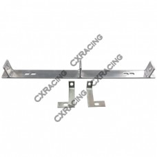 Long Aluminum Intercooler Mounting Brackets For 92-02 Toyota Supra MK4