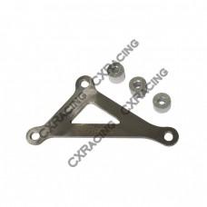 A/C AC Delete Bracket Kit For 2JZGTE 2JZ-GTE 2JZ Swap 240SX 13 S14