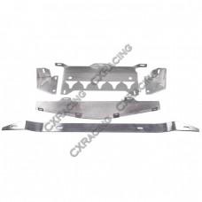 Mounting Brackets for Intercooler Radiator Chevrolet Corvette C6 LS3 NA-T