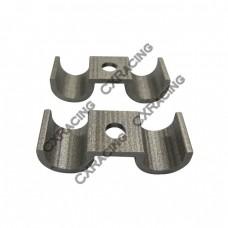 Universal Stainless Steel Fuel Tube Brackets For Custom Fuel Tube Pipe