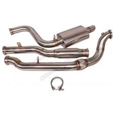 Turbo Downpipe Catback For 240Z 260Z 280Z SR20DET SR20 Swap