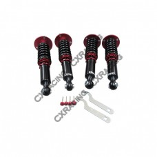 Damper CoilOver Suspension Kit  with Pillow Ball Mounts for 87-92 TOYOTA Supra MK III