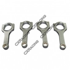 H-Beam Connecting Rods For Renault R5 GT 1.4L Turbo Engine 128mm Length