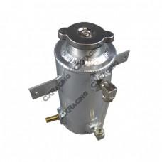 Universal Alum Coolant Overflow Tank For Subaru Civic Corolla Scion