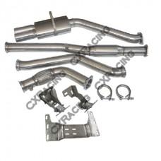 Engine Mounts Swap Downpipe Catback Kit For BMW E36 2JZ-GTE R154 Swap 2JZ