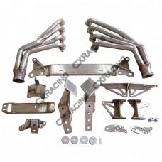 LS1 Swap Kit Torsion Bar Subframe Bracer Sway Bar Header for Mazda RX-8