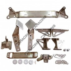 LS1 Swap Mount Kit Torsion Bar Subframe Bracer Sway Bar for Mazda RX-8