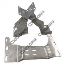 Engine Transmission Mounts Swap Kit For BMW E36 1JZ/2JZ/R154 Swap 2JZ-GTE