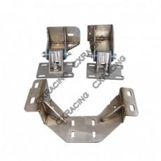 2JZGTE Engine Motor R154 Transmission Swap Kit for 240SX S13 S14 2JZGTE