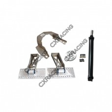 Engine Transmission Mount Kit DriveShaft For Mazda RX-7 FC LS1 LS T56