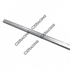 "RAW Billet Aluminum Fuel Rail, 0.58"" Opening, 36"" Length"