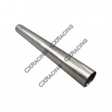 """2.5"""" Straight 304 Stainless Steel Exhaust Downpipe Manifold Pipe"""