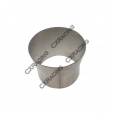 """4"""" to 3.5"""" 304 Stainless Steel Reducer Jointer Pipe Exhaust Catback"""