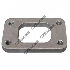 T3 Turbo Manifold Flange Adapter Stainless Steel T04E GT35