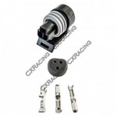 Oil Fuel TPS Pressure Sensor Connector Plug Terminal for GM LS1 LSx Engine