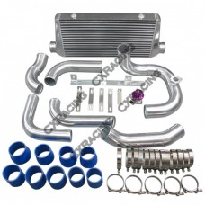 Front Mount Intercooler Kit + Intake Pipe For 1JZ-GTE VVTI 1991-2001 SC300