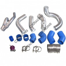 Intercooler Piping Kit For 98-05 Lexus IS300 2JZ-GTE Swap Factory Twin Turbo