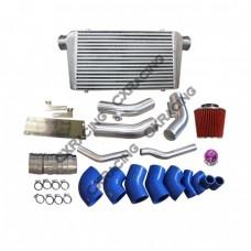 2JZ-GTE Intercooler Turbo Intake Radiator Pipe Kit for 240Z 260Z 280Z 2JZGTE