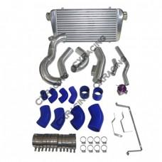 2JZ-GTE Swap Intercooler Piping Intake Radiator Pipe Kit For BMW E36 2JZGTE