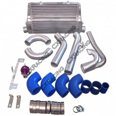 Intercooler Piping BOV Kit For 83-88 Toyota Truck Hilux 2JZ-GTE Twin Turbo 2JZGTE