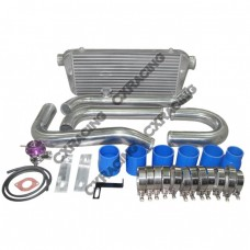 96-00 Civic EK Intercooler Piping kit Bolt on B D VTEC,Intercooler:29x9x3 Inch