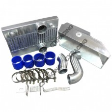 Intercooler Piping Air Shroud Kit For RX7 RX-7 FD Stock Twin Turbo 92-02