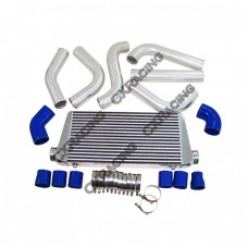 Front Mount Intercooler DIY Kit for Ford Mustang Turbo or Supercharger on Passenger Side