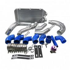 Intercooler Piping kit BOV Turbo Intake For 2010+ Kia Optima 2.0T