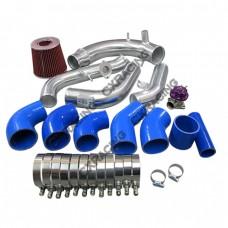 Upgrade Intercooler Piping Kit BOV Turbo Intake For 2010+ Kia Optima 2.0T