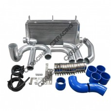 "Front Mount Intercooler Kit For 93-02 Toyota Supra MKIV with 2JZ-GTE,Single Turbo,4"" Core"