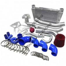 Intercooler Piping Kit BOV Rad Hard Pipe for RX8 RX-8 Turbo RX7 13B Hose
