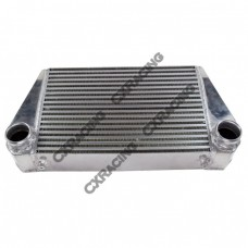 "FMIC Universal Turbo Intercooler 24""x12""x5.5"" For 97-03 Ford F150"