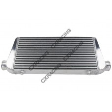"""2.5"""" Inlet/Outlet Front Mount Intercooler 27x10x3"""