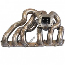 11 Gauge Thick Wall T4 Turbo Manifold For 98-05 Lexus IS300 2JZ-GE NA-T