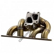 11 Gauge Manifold For Lancer EVO VII VIII IX 7 8 9 4G63 Evolution TD05
