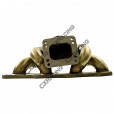 11 Gauge Thick Manifold for 91-98 Nissan 240SX S13 KA24DE DOHC T3 38mm