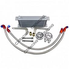 External Oil Cooler Line Sandwiche Kit for Scion FR-S Subaru BRZ FA20