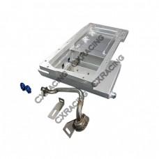LS1 LS Oil Pan Front Sump Motor Swap For 240SX S13 S14