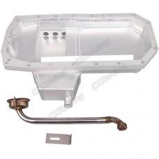 S13 SR20DET Aluminum Oil Pan For 240Z 260Z 280Z SR20 Swap Rear Sump